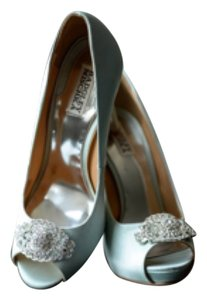 Badgley Mischka Blue Formal