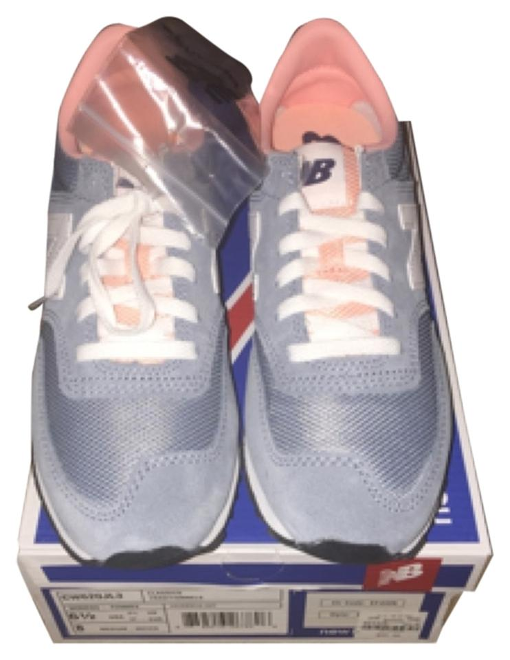 New Sneakers Balance Gray and Pink Sneakers New 5c8f4f