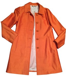 Banana Republic Silk Raincoat
