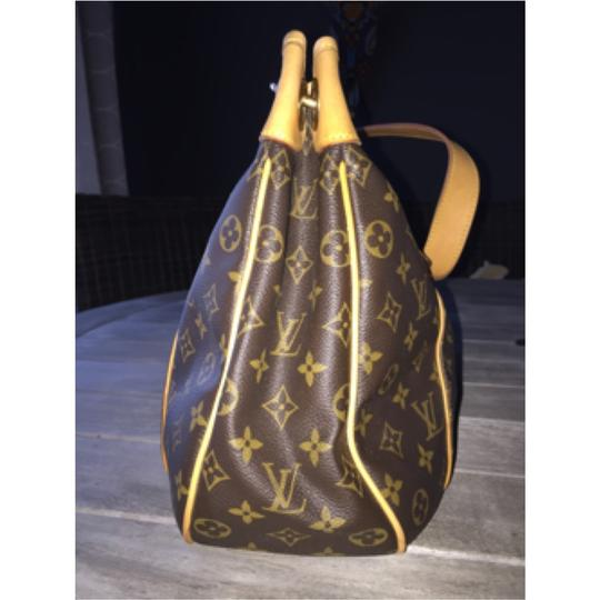 Louis Vuitton Galleria Crossbody Slouchy Hobo Bag