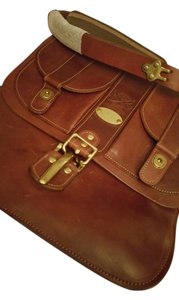 Col. Littleton Satchel in Brown