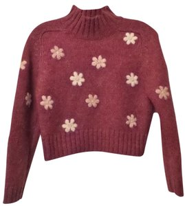 Ann Taylor Thick Warm Wool Sweater