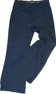 Rich & Skinny High Waisted Trouser/Wide Leg Jeans