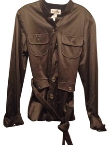 Joseph Ribkoff Metallic Gray Jacket