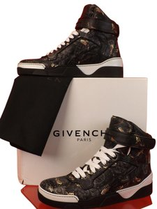 Givenchy Black/Multi Color Athletic
