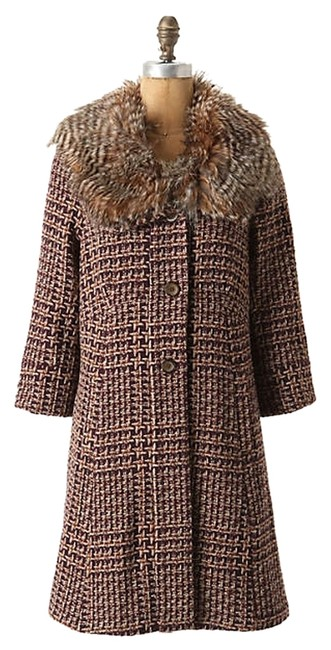 Preload https://img-static.tradesy.com/item/11126563/anthropologie-multicolor-tiny-umbered-houndstooth-coat-size-2-xs-0-2-650-650.jpg