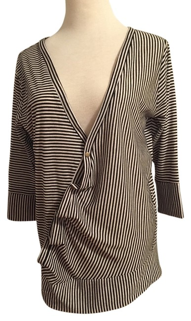 Preload https://img-static.tradesy.com/item/11126866/corey-lynn-calter-black-and-white-stripe-cardigan-size-4-s-0-2-650-650.jpg