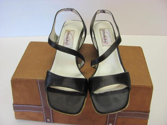 Dyeables Size 6.00 M Leather Soles Very Good Condition BLACK Formal