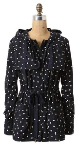 Daughters of the Liberation Jacket Anthropologie Polka Dot New Raincoat