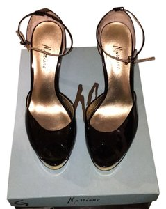 Marciano Black/Gold Pumps