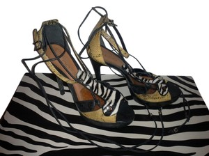 ALDO Stiletto Snake & Zebra Print Pumps