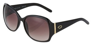 Oscar de la Renta Square Framed Sunglasses