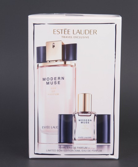 Estée Lauder Modern Muse Travel Exclusive EDP Spray Set: 3.4oz/100ml & 0.68oz/20ml
