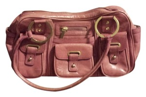 Charles David Satchel in pink