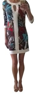Analili short dress Multicolor Print on Tradesy