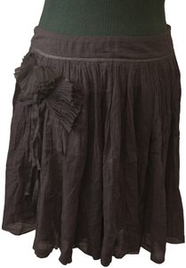 Promod Paris Mini Skirt Grey