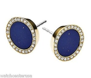 Michael Kors Michael Kors Mkj4251 Semi Precious Circle Stud Earrings