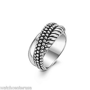 Ti Sento 1973sb Sterling Silver Ring -