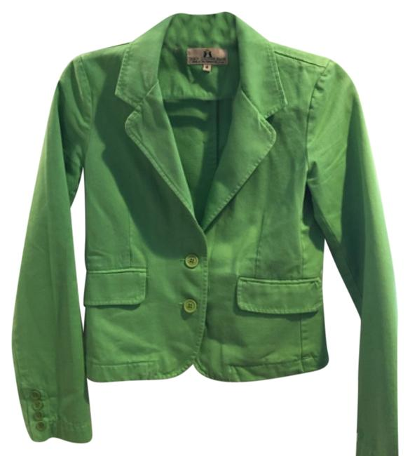 Preload https://img-static.tradesy.com/item/11131726/juicy-couture-green-blazer-size-4-s-0-2-650-650.jpg