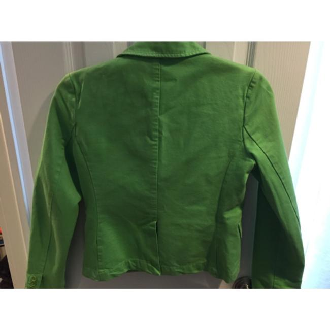 Juicy Couture Green Blazer