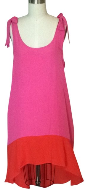 Preload https://item5.tradesy.com/images/mudpie-pinkred-casual-maxi-dress-size-12-l-1113244-0-0.jpg?width=400&height=650
