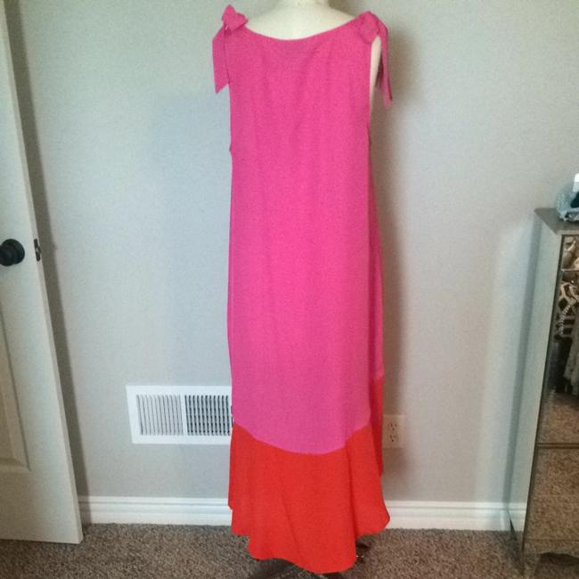 Pink/red Maxi Dress by Mudpie