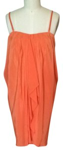 BCBG Max Azria short dress Orange on Tradesy