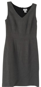Ann Taylor LOFT short dress Grey on Tradesy