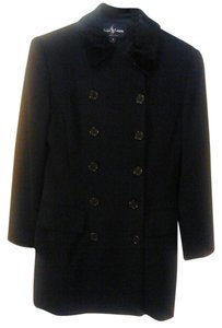 Ralph Lauren Label Dress Jacket Black Blazer
