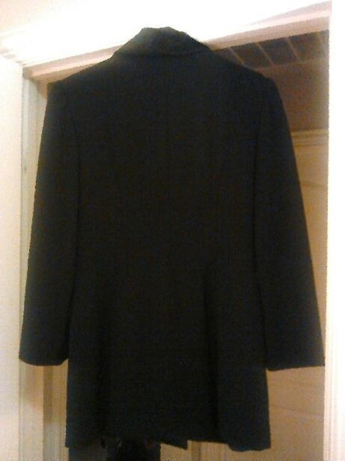 Ralph Lauren Purple Label Dress Jacket Black Blazer
