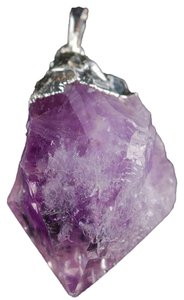 Other Natural Amethyst Pendant