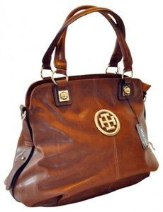 Anoname Tote in Brown