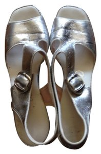 Cobbies Silver Sandals