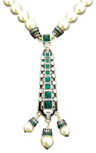 Heidi Daus Art Deco Necklace