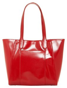 Hobo International Tote in Red Venice