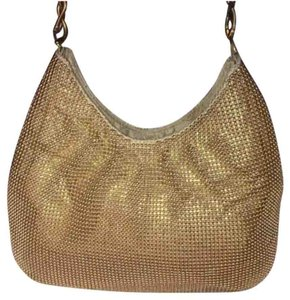 Whiting & Davis Hobo Bag