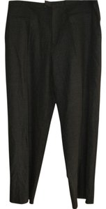 Hillard & Hanson Stretch Soft Classic Trouser Pants charcoal