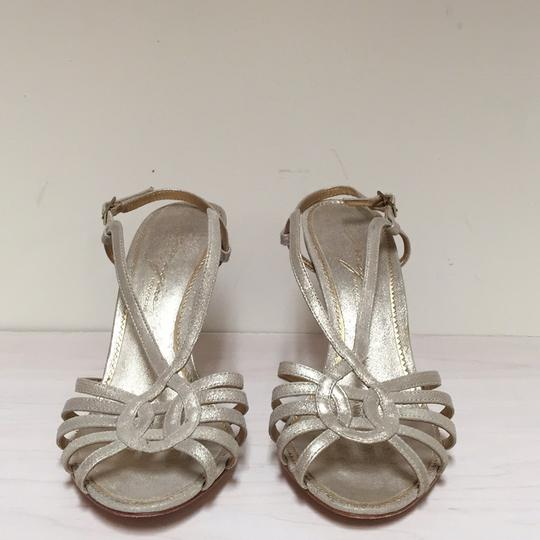 Imagine by Vince Camuto Metallic Sandals