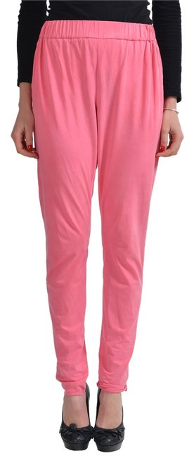 Preload https://img-static.tradesy.com/item/11137999/hugo-boss-pink-seli-elastic-waist-women-s-casual-straight-leg-pants-size-4-s-27-0-2-650-650.jpg