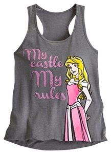Disney Top Gray