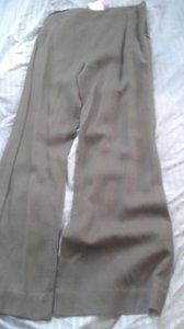 Valentino Wide Leg Pants Brown