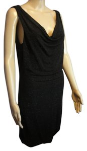A|X Armani Exchange Sparkle Dress