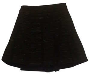 See by Chloé Mini Skirt Blac