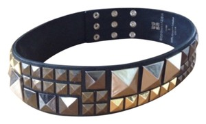 BCBGMAXAZRIA Studded Belt