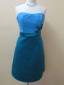 Eden Turquoise/Oasis 6017 Dress