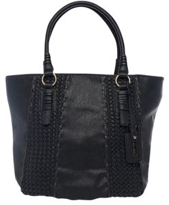 BALIBELTS STUDIO Satchel in Black