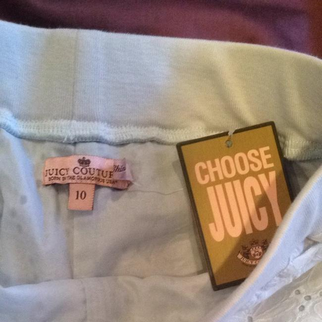 Juicy Couture Shorts Baby Blue