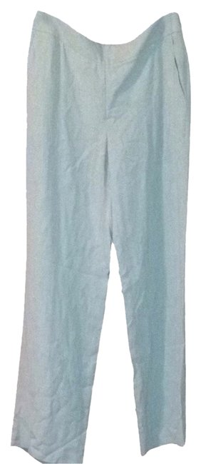 Giorgio Armani Relaxed Pants Very Light Sage Image 0