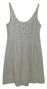 Other short dress White Eyelet on Tradesy