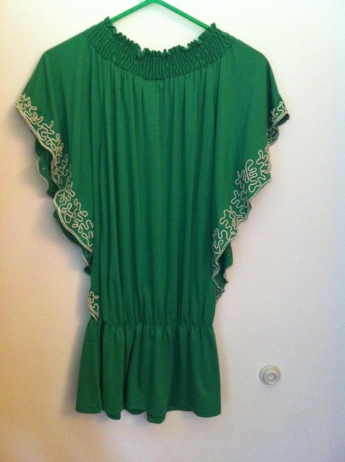 Romeo & Juliet Couture Embroidered Tunic